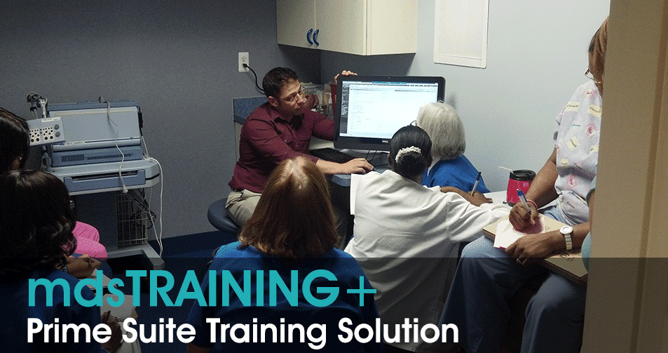 mdsTRAINING+ Prime Suite Training Solutions